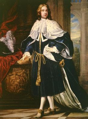 Portrait of Benedict Calvert