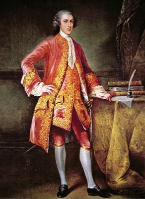 Portrait of Frederick Calvert