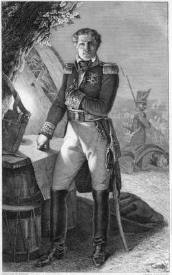 Portrait of Laurent de Gouvion Saint-Cyr
