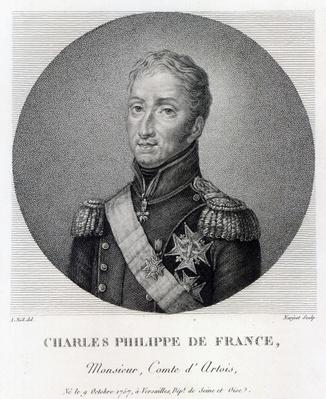 Portrait of Charles of France
