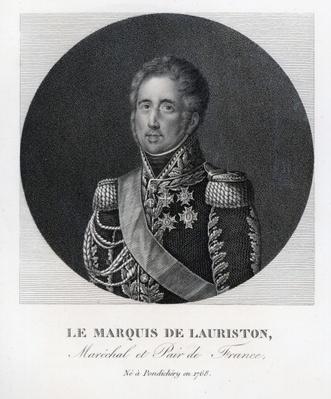 Jacques Law, Marquis de Lauriston