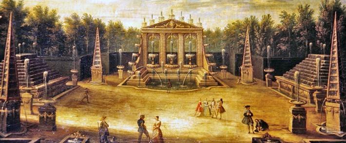 The Arc de Triomphe at Versailles