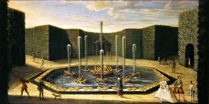 The Basin of Ceres at Versailles, early eighteenth century