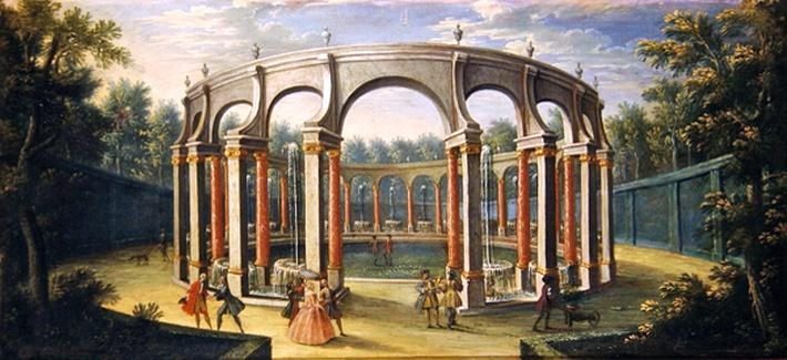 The Bosquet de la Colonnade at Versailles, early eighteenth century