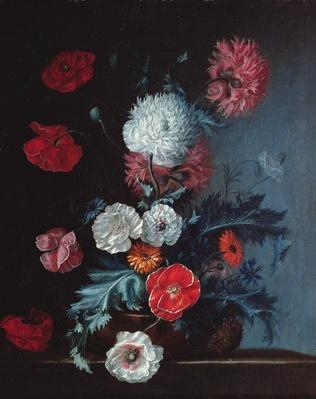 Bouquet of flowers, 1775