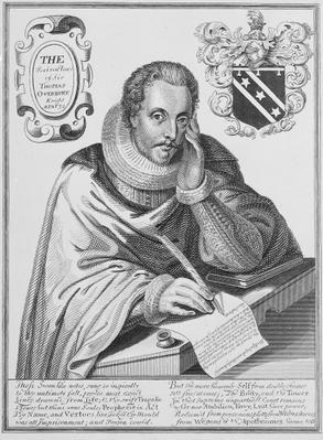 Portrait of Sir Thomas Overbury