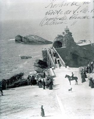 Queen Victoria on the French Coast