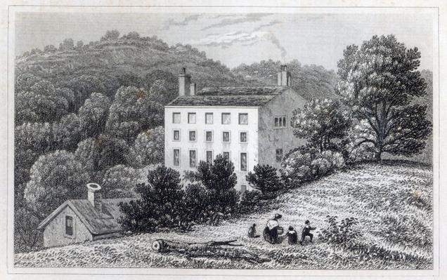 Quebec House, the birthplace of General Wolfe, Westerham Kent
