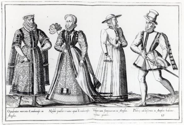 Fashion during the Tudor Period