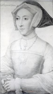 Jane Seymour, c.1536