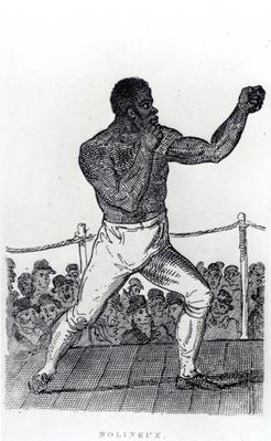 Tom Molineux, 1812