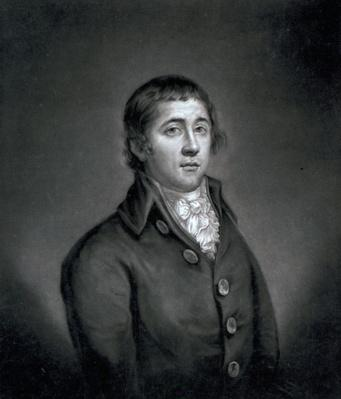 Richard Humphries, engraved by John Young, 1788