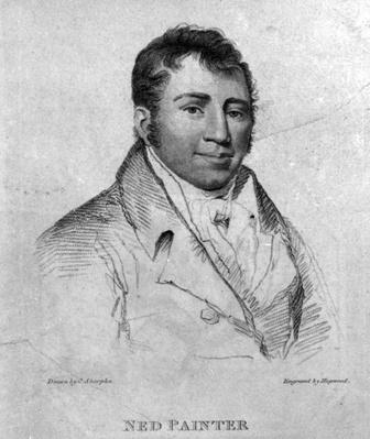 Ned Painter, engraved by Hopwood