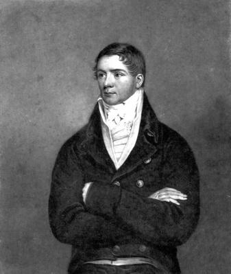 Thomas Belcher, engraved by Charles Turner, 1814