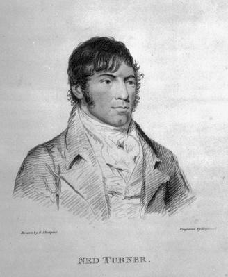 Ned Turner, engraved by Hopwood