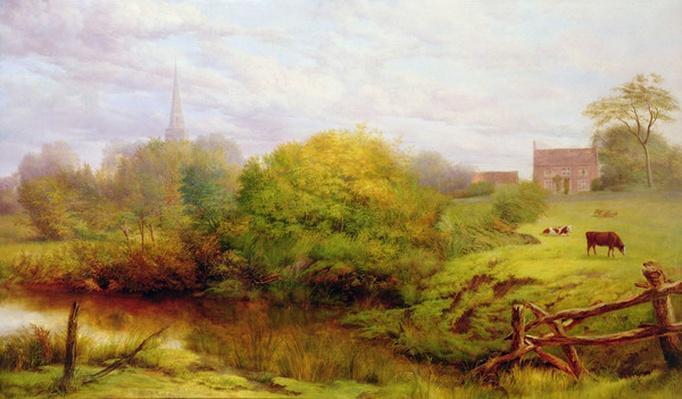 A view of Bredon