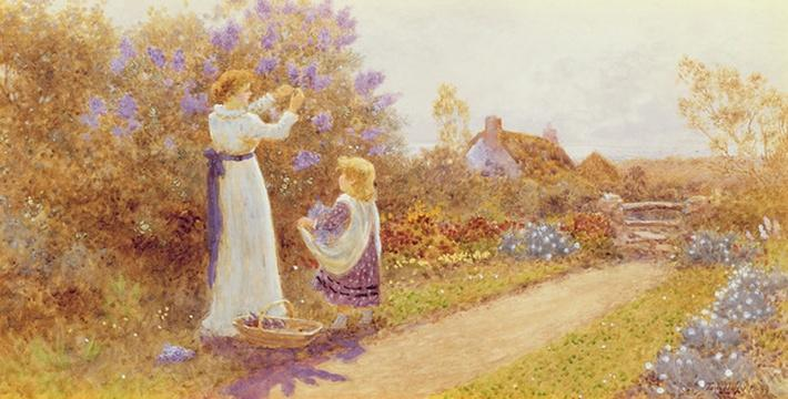 Lilacs, 1899