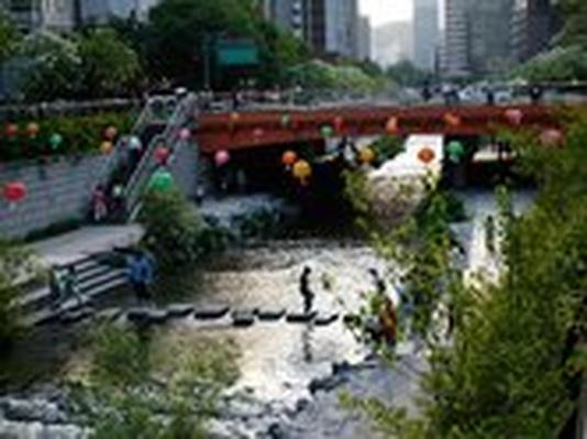 Seoul: The Stream of Consciousness