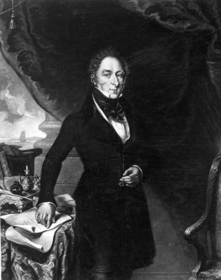 Sir George Staunton, 1839