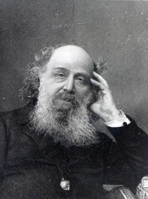 James Joseph Sylvester, engraved by George J. Stodart