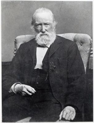 Theodor Storm, c.1886