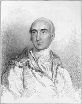 William Sotheby, engraved by Frederick Christian Lewis Sr, c.1807