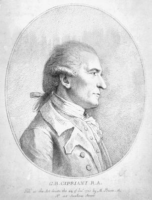 Giovanni Battista Cipriani, 1789