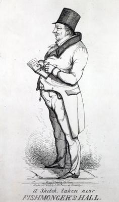 William Crockford, 1828