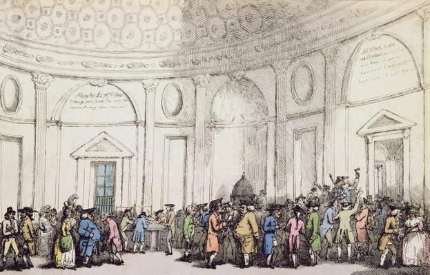 The Bank, 1792