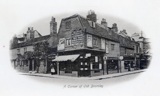A Corner of Old Bromley