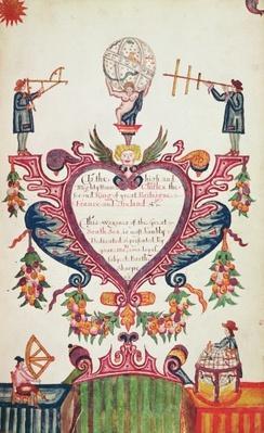 A gift dedicated to Charles II by Bartholomew Sharp, c.1681