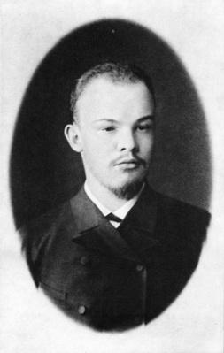 V. I. Ulyanov, Samara, 1891