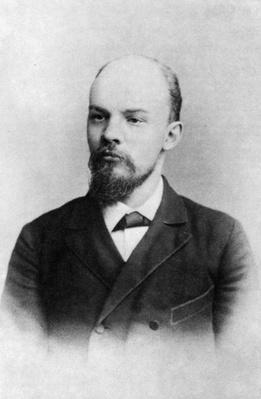 V. I. Ulyanov, St. Petersburg, 1897