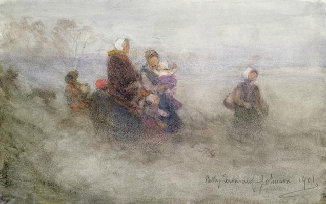Returning Journey, 1901
