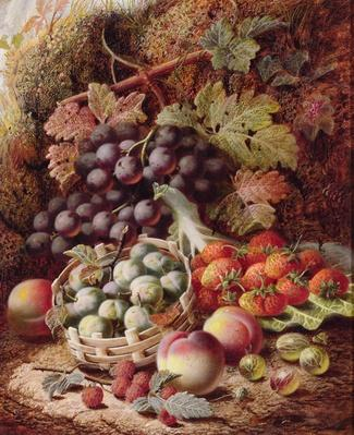 Still Life of Fruit II