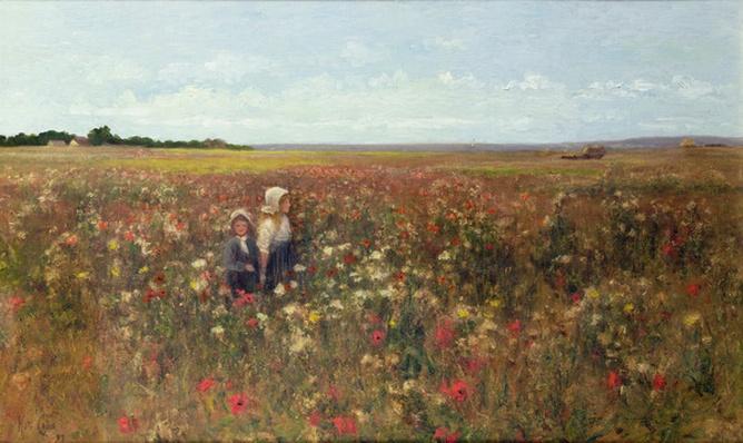 The Poppyfield, 1897