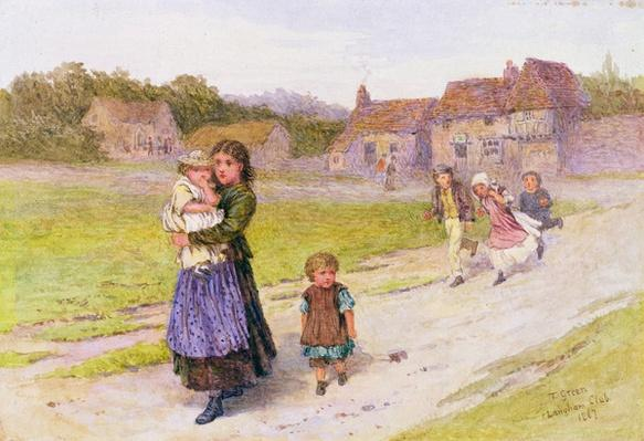 After School, 1867