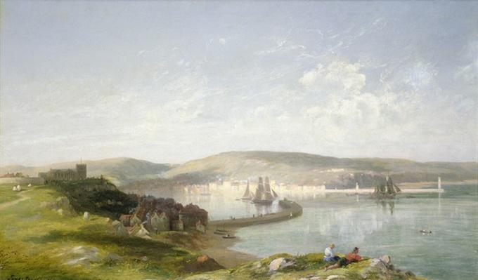 The Estuary, 1869