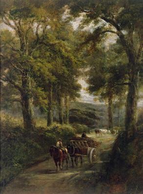 The Timber Wagon