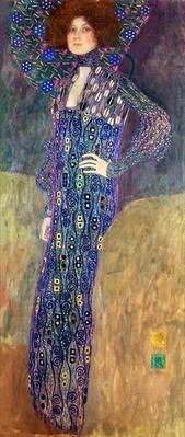 Emilie Floege, 1902