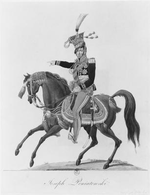 Prince Jozef Antoni Poniatowski