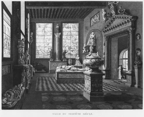 The 16th century room