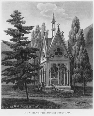 Tomb of Heloise and Abelard