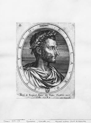 Pierre de Ronsard, Prince of Poets