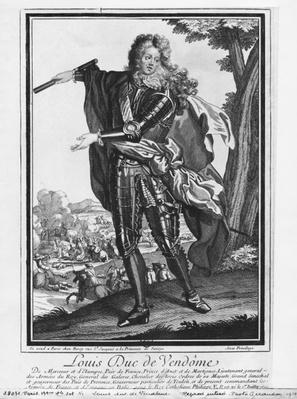 Louis Joseph de Bourbon, Duke of Vendome, known as 'The Great Vendome'