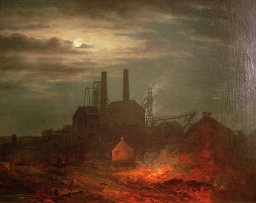 Old Hetton Colliery, Newcastle