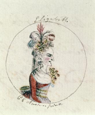 Queen Elizabeth I, c.1790