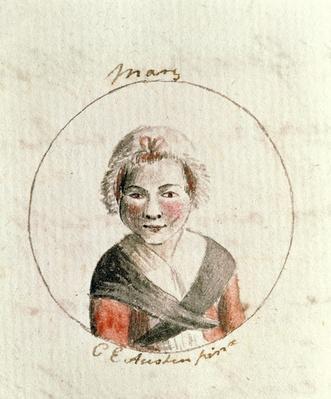 Mary Tudor, c.1790