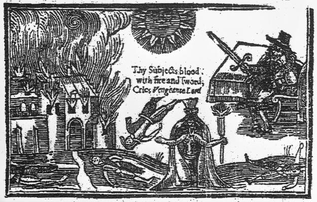 The Destruction of Colchester during the English Civil War, 1648