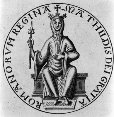 Seal of Empress Matilda